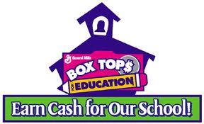 Box Tops Earn Cash