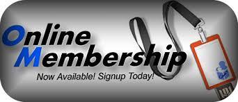 online membership button